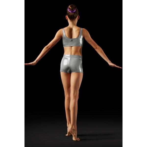 Bloch Leos Foil V-front Short, šortky pro dámy