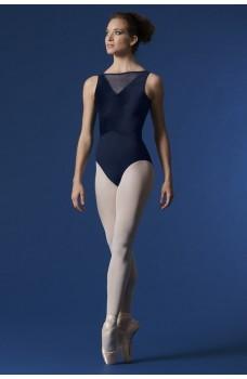 Mirella Mesh Panel necklines, dámský dres