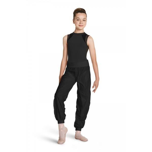 Mirella šusťákové kalhoty, na zahřátí pro děti