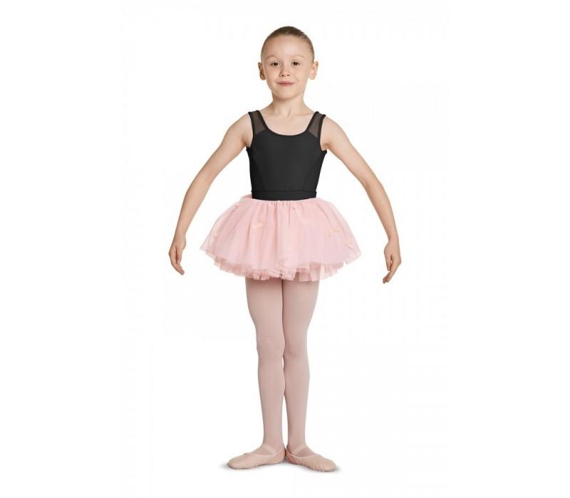 Mirella tutu sukýnka pro dívky - Růžová - light pink