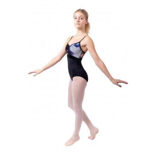 Guilaine, baletní dres na ramínka