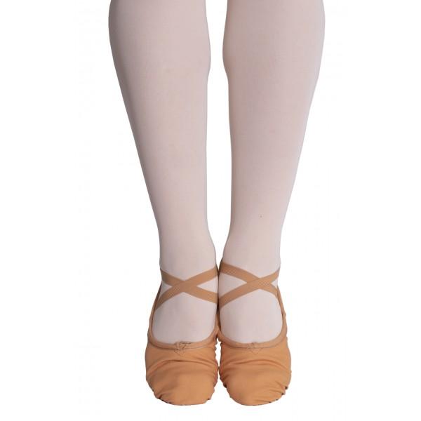 Sansha Silhouette 3C, baletní cvičky