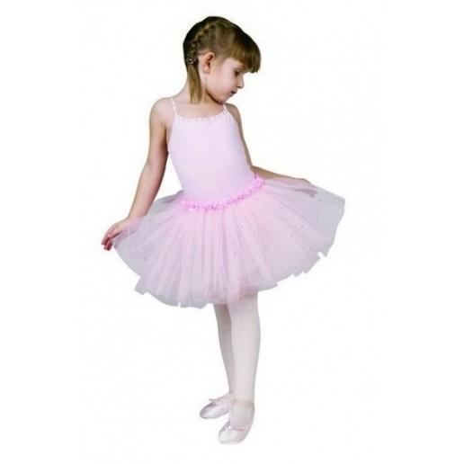 Sansha Fawn, děstký baletní dres se sukničkou