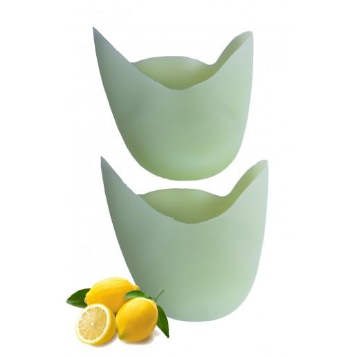 Vycpávky do špiček s vůní citronu