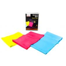 Tech Dance Stretch Belt pack TH102, sada posilovacích gum