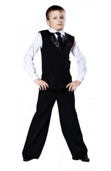 Chlapecká vesta na společenský tanec 721