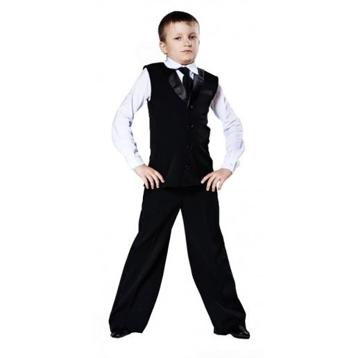 Chlapecká vesta na společenský tanec