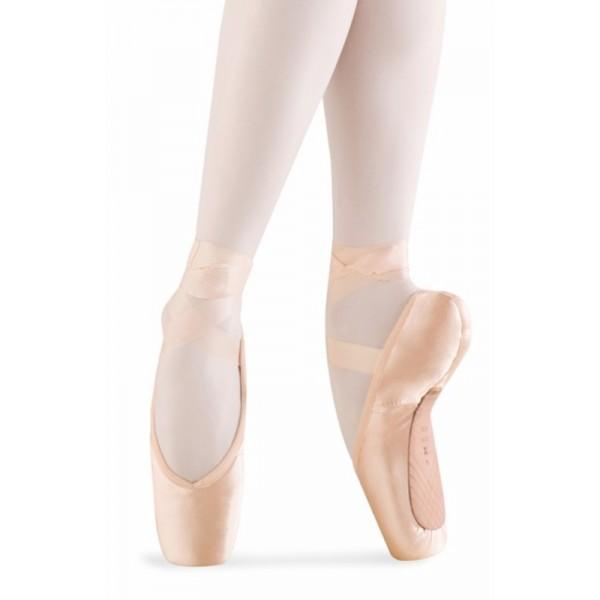 Bloch Alpha, baletné špice 3/4 podrážka