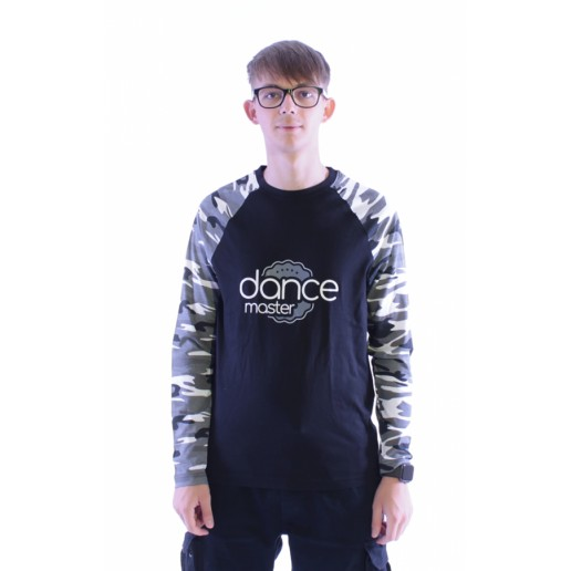 Dance Master Army, pánské tričko