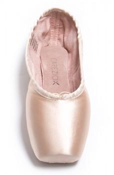Capezio Ava baletní špice pro studenty, tvrdá stélka