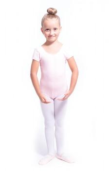 Bloch Ballet, bavlněný dres s krátkým rukávem
