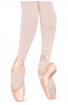 Bloch Sonata, baletní špičky