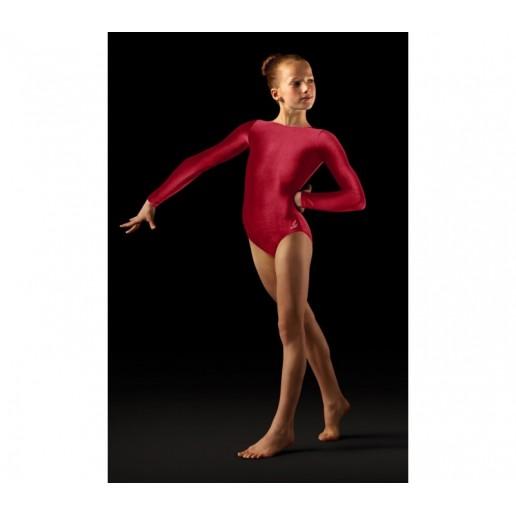 Bloch Leo Velvet, gymnastický dres pro dámy