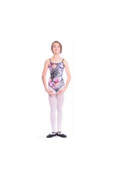 Bloch Sabella květy, oboustranný baletní dres