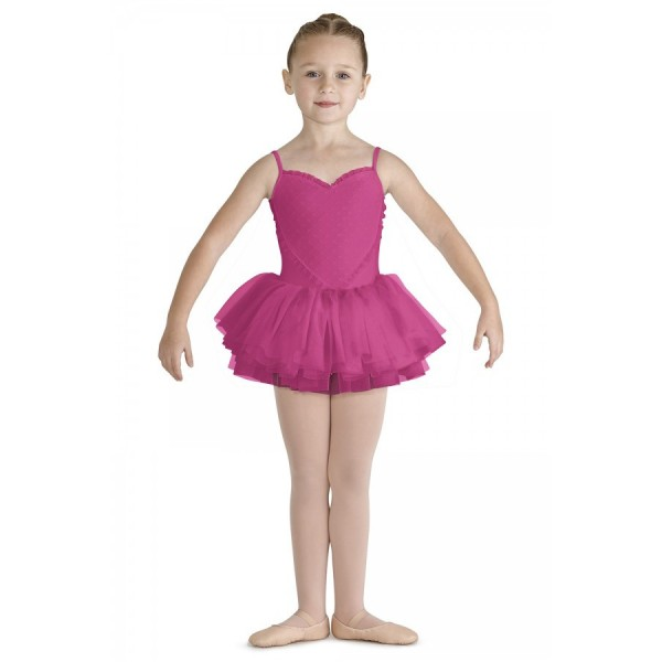 Bloch Valentine, dětský dres s tutu sukýnkou