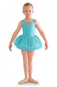 Bloch Blondelle, dětský dres s tutu sukýnkou