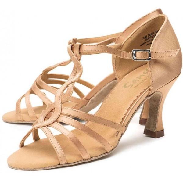 Sansha Rosalia BR31035S, boty pro společenský tanec