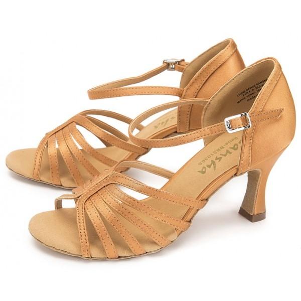 Sansha Selia, boty na společenský tanec
