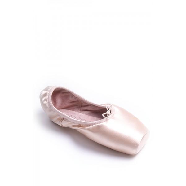 Capezio Cambré Tapered toe #4 SHANK, baletní špice