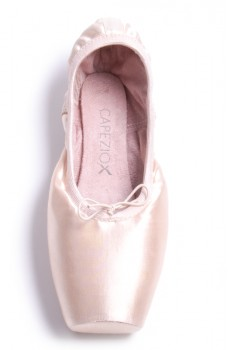 Capezio Cambré Broad Toe # 4 SHANK, baletní špičky