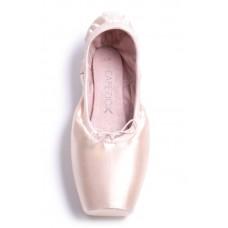 Capezio Cambré Tapered toe # 3 SHANK, baletní špice