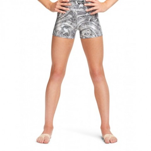 Capezio Tradition shorts, krátké kalhoty pro děti