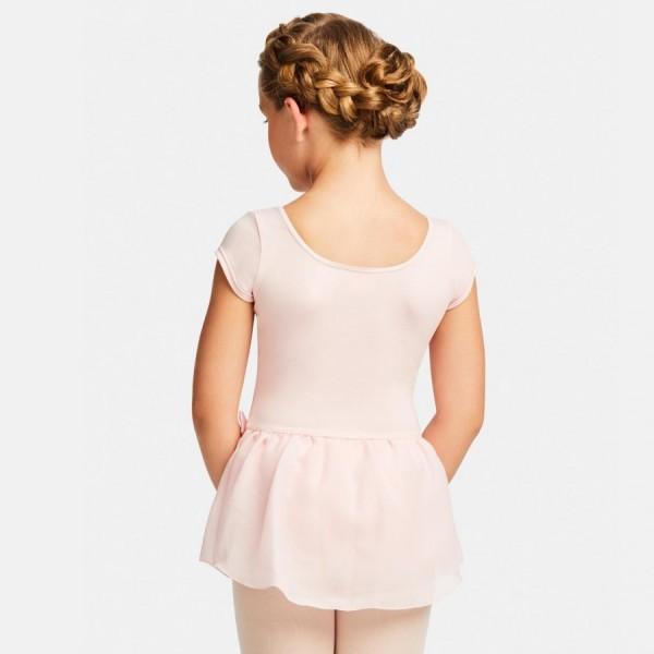 Capezio Cap Sleeve dress, dres se sukénkou