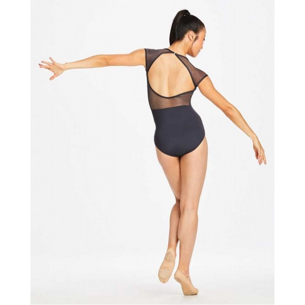 Capezio Raglan sleeve Leotard, baletní dres