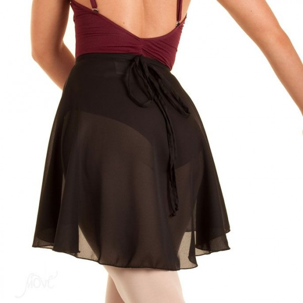 Capezio Full sweep wrap, dámská sukně