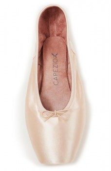 Capezio Airess Broad 7.5 Shank 1132B, baletní špičky