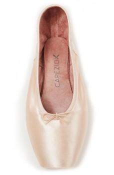 Capezio Airess Tapered 7.5 Shank 1135B, baletní špičky