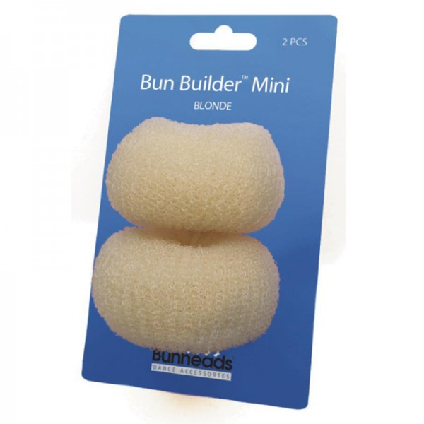 Capezio Bun Builder mini, tvarovač drdolu