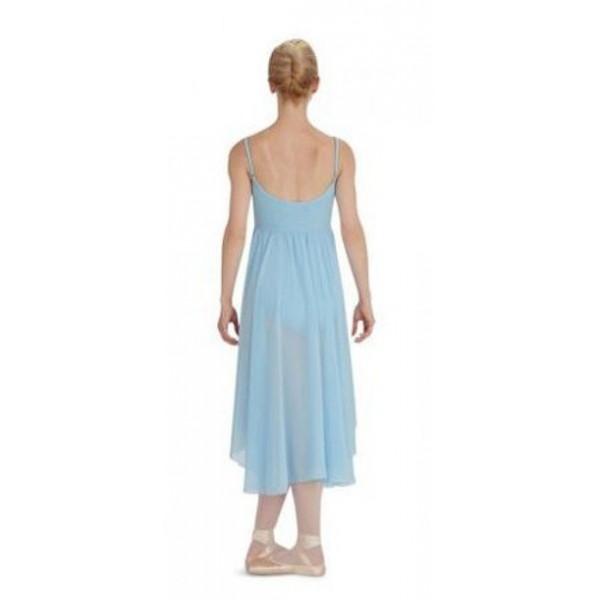 Capezio Camisole Empire dress, dětské baletní šaty