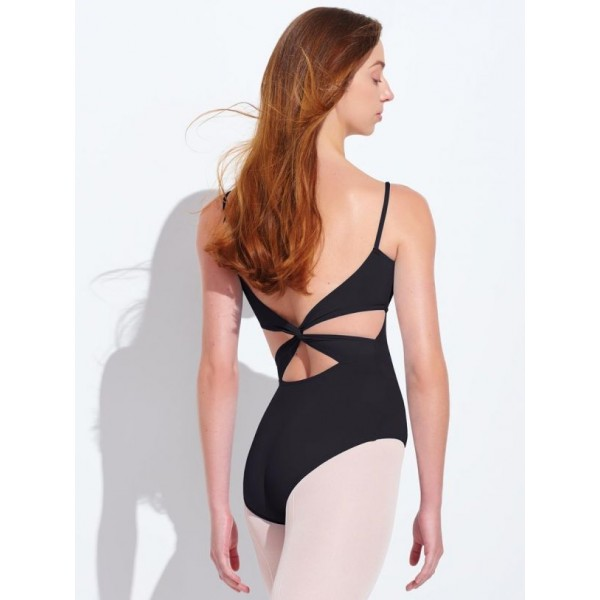 Capezio Camisole Leotard with twist back, baletní dres