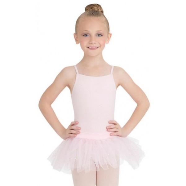 Capezio Tutu Dress, dětský dres s tutu sukénkou