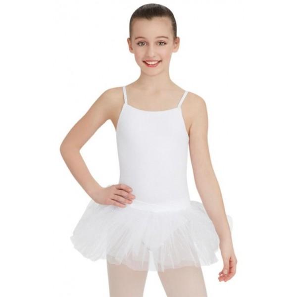 Capezio Tutu Dress, dětský dres s tutu sukýnkou