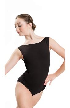 Capezio Boatneck Leotard MC220, baletní dres