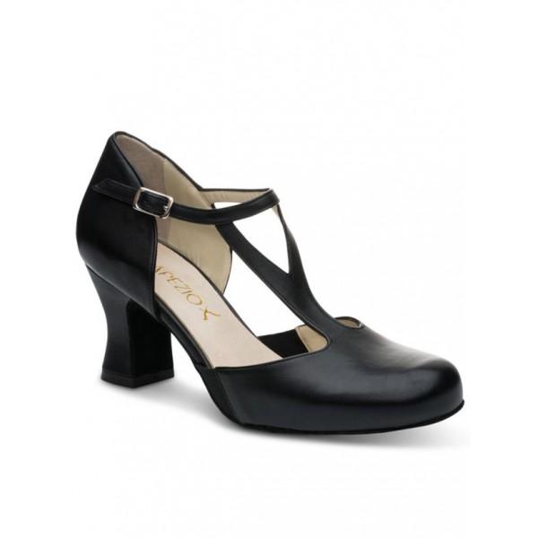 Capezio Charlotte character shoe, charakterky