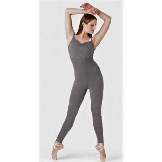 <span style='color: red;'>Prodej skončil</span> Capezio Sweetheart Jumpsuit, pletený celotrikot