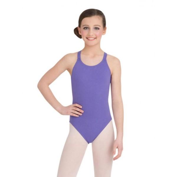 Capezio Double strap Camisole Leotard, dětský baletní dres
