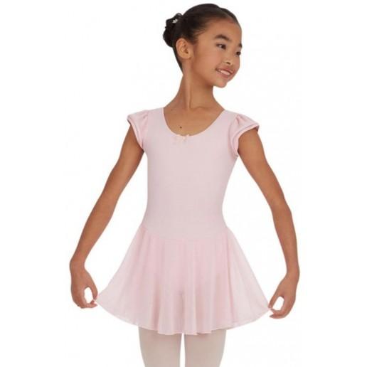 Capezio dětský baletní dres se sukní