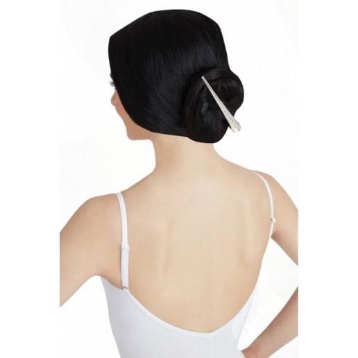 Capezio Jewelled Flamingo Clip, skřipec do vlasů