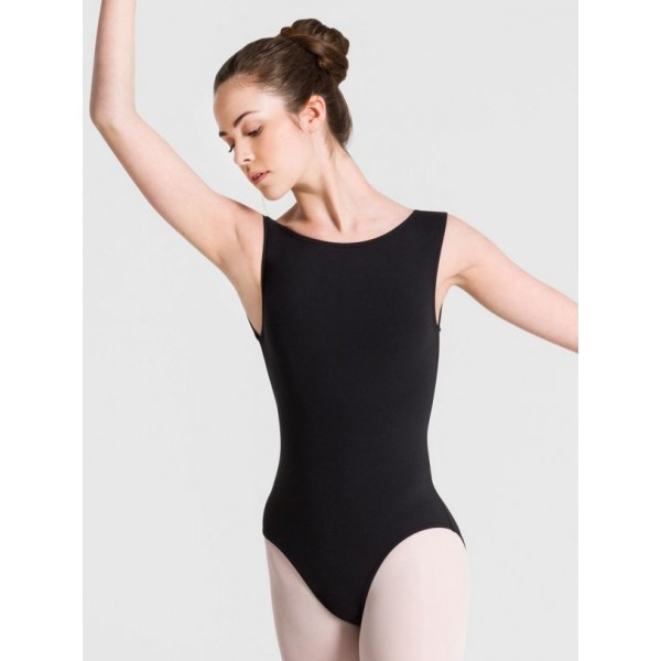 Capezio Meryl boatneck Leotard, baletní dres