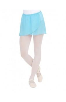 Capezio button wrap skirt, baletní sukýnka pro dívky