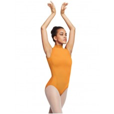 Capezio Polo neck leotard, baletní dres