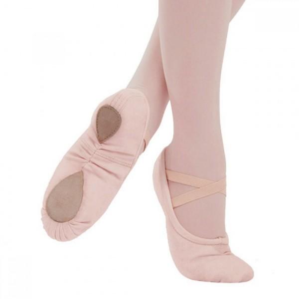 Capezio Pro Canvas Ballet, baletní cvičky