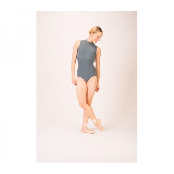 Capezio Polo neck leotard, baletní dres
