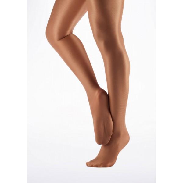 Capezio ultra soft footless tights, legínové punčocháče