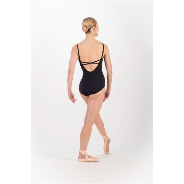 Capezio Skylight Breeze Criss cross back, baletní dres
