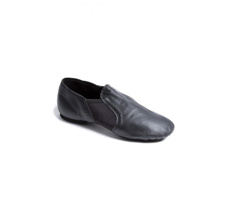 Sansha Little Charlotte, jazzové boty pro děti - Černá